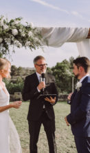A chic finca wedding